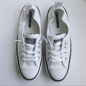 Like NEW White converses